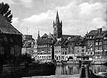 Königsberg: University and Castle, ca 1930